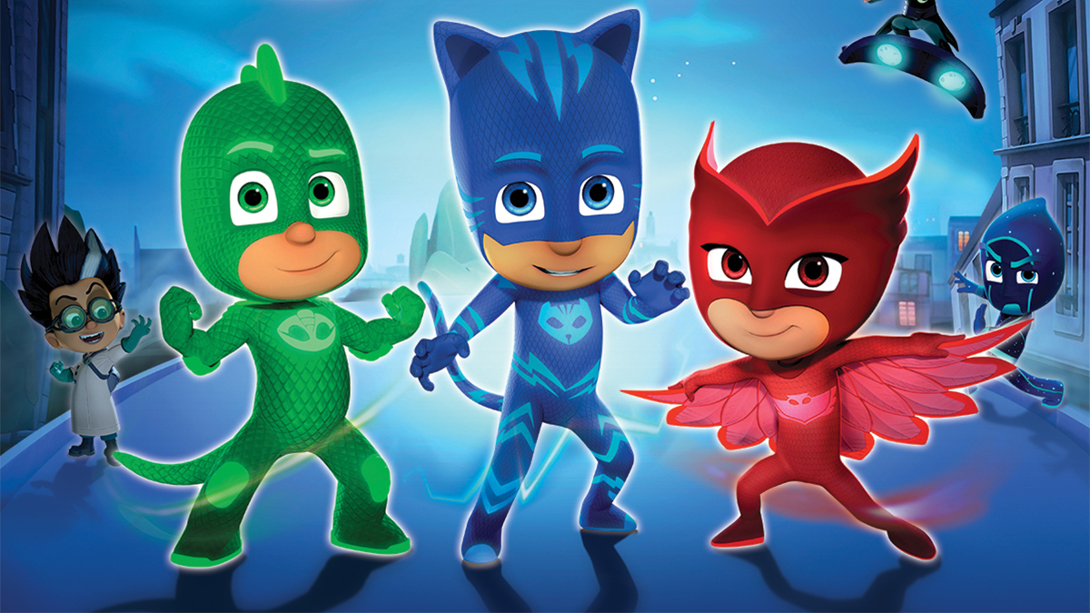 Girl With Balloons Wallpaper Pj Masks Live The West End Magazine 4101 Brisbane