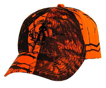 Pungo Ridge Cowboy Up Mossy Oak Embroidered Ball Cap