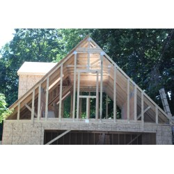 Small Crop Of 2 Story Garage