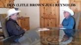 Western Trails TV talk show Don Reynolds Little Brown Jug