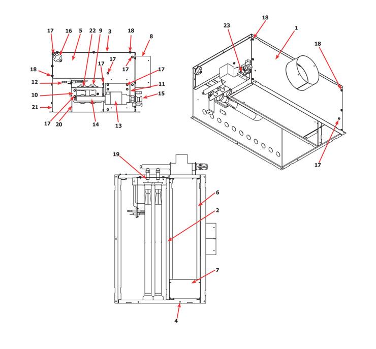 three wire gfci diagram