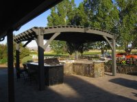 12 Pergola Roofing Design Ideas | Western Timber Frame
