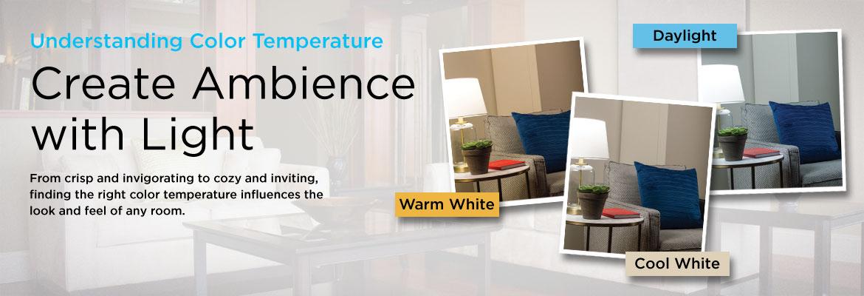 Color Temperature (Kelvin)