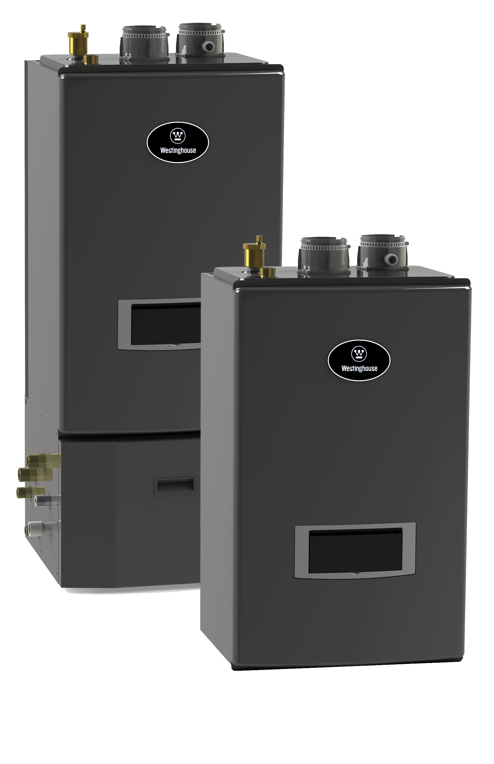 Westinghouse High Efficiency Boiler With Optional Water