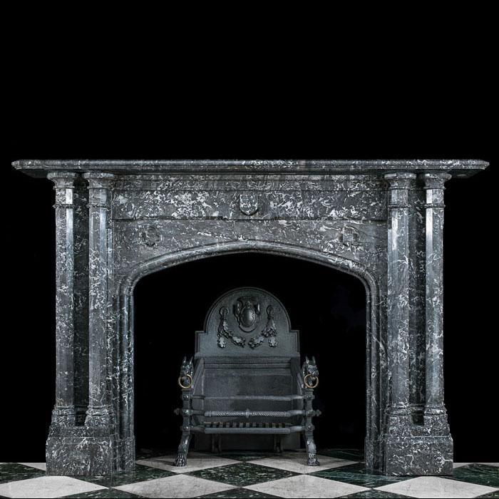 Antique Jacobean Gothic Fireplaces Westland London
