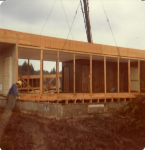 West Slope Library Construction