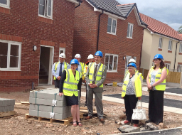 Innovative approach delivering affordable homes and boosting the economy in Rhyl