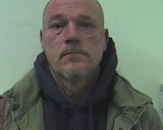 Dyfed Powys Police is searching for Darren Carl Griffiths from Newtown, Powys.