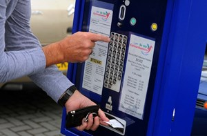 PARKING CHARGES FROZEN - FREE TRIAL FOR LLANELLI