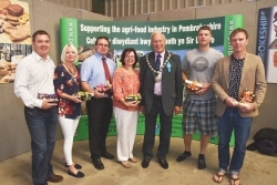 awards celebrate local produce