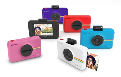 The Polaroid Snap Touch instant digital camera is now available for pre-order. (PRNewsFoto/Polaroid)