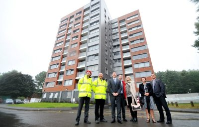 Investing millions to boost council homes and buildings