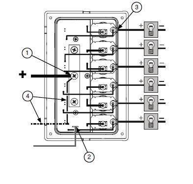 seachoice marine fuse box