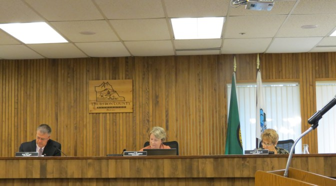 Total citizen opposition to questionable rural car tax at Thurston County hearing