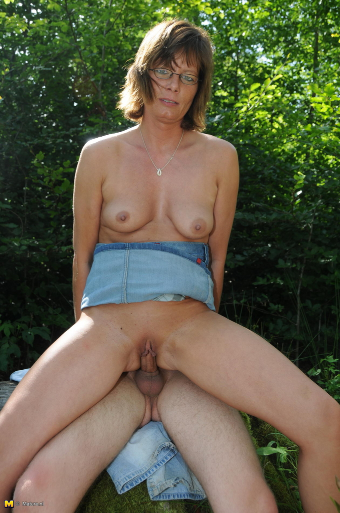 outdoor woods forest sex