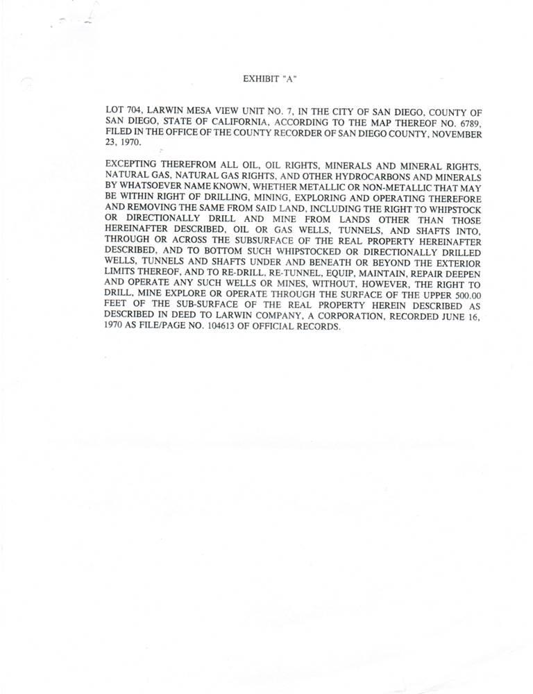 Grant Deed - grant deed form