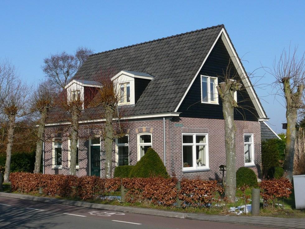 Vernieuwen Bovenverdieping Woonhuis In Schoorl