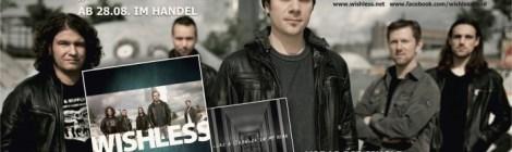 Wishless - Isn't It Enough  (STF-Records) +++Gewinnspiel+++
