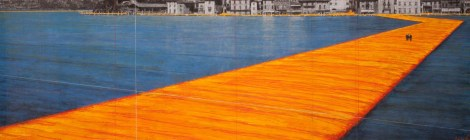 Christo and Jeanne-Claude - The Floating Piers (TASCHEN)