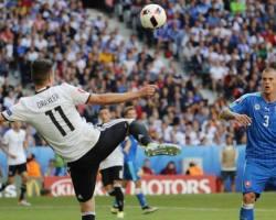 Euro 2016: Germania sul velluto slovacco, 3-0 e vola ai quarti di finale