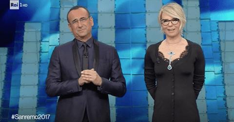Tutta la 2^ serata – Festival di Sanremo 2017