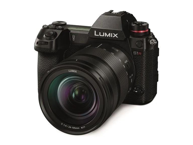 LUMIX S1 and S1R | Full specs for Panasonic's full-frame mirrorless duo