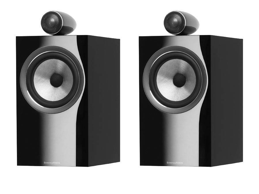 Bowers Wilkins 705 S2 Bookshelf Speakers Bw 705 S2