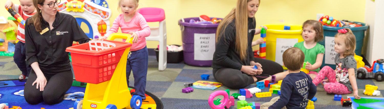 Drop-off Child Care Weymouth Club