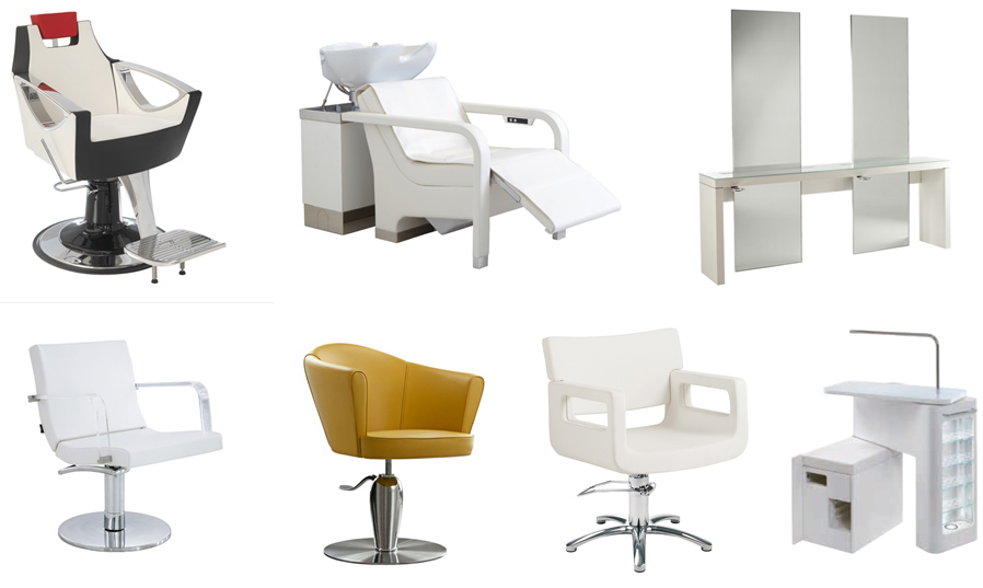 Hair Salon Equipment Supplied To Hair Salons In South Africa