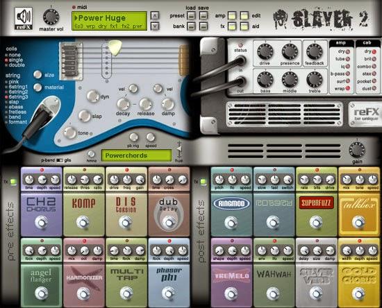 Download reFX Slayer 2 VSTi WiN MAC Full Version