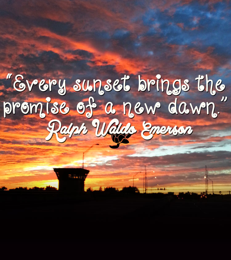 Eleanor Roosevelt Quote Wallpaper Ralph Waldo Emerson Sunset Quote