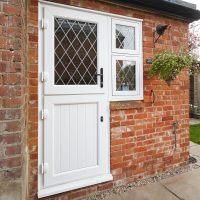 uPVC Back Doors Peterborough | uPVC Back Door Prices