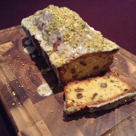 Baking: Pistachio Loaf