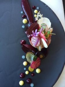 Waterkloof Beef and Langoustine Tartar