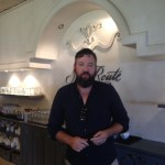 Bertus Basson at SR Bertus Whale Cottage