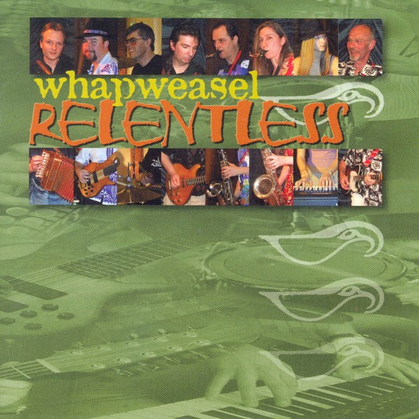 Relentless CD Front