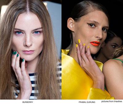 Burberry-Prabal-Gurung-ss14-nail-trends-copie
