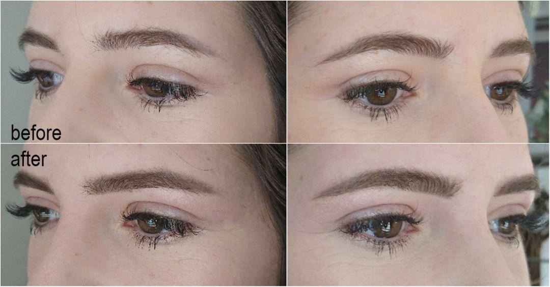 1er rdv avec Eleni, le challenge est de recouvrir mon maquillage permanent. Affaire à suivre.