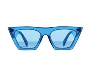 Sunglasses trend 2017 Celine blue