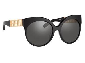 Sunglasses 2017 cat eye trend