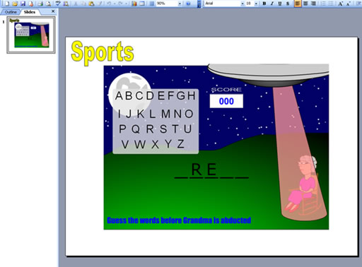 What2Learn » Add games to PowerPoint presentations (updated)