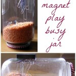 Magnet Play Container