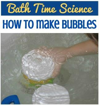 bath bubble science fun for kids