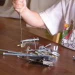 Simple Magnet Play for Kids