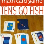 Easy Math Game: Tens Go Fish