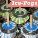 Homemade Plastic-Free Sugar-Free Popsicles