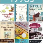 Classic Children's Books By The Decade: 1990s