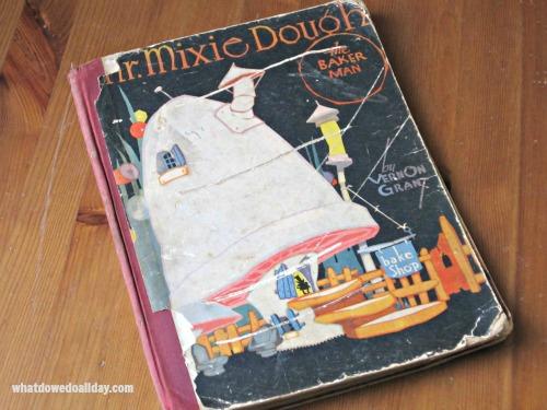 Mr. Mixie Dough by Vernon Grant