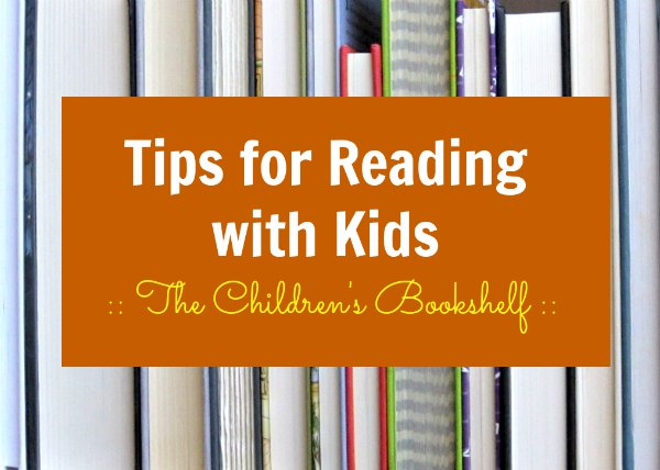 Tips for  Reading with kids