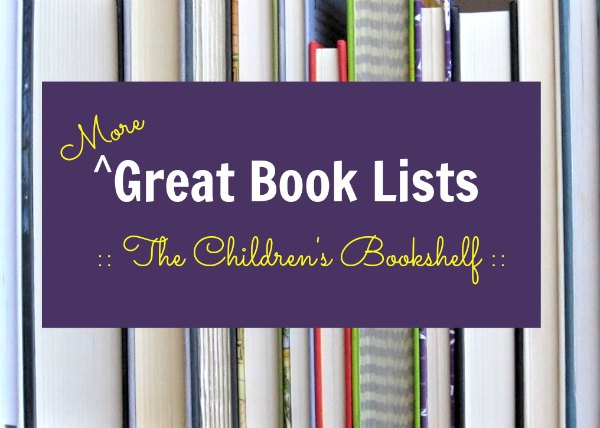 Great book lists for kids